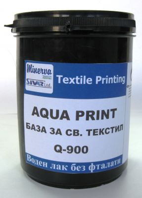 Аква принт - транспарент