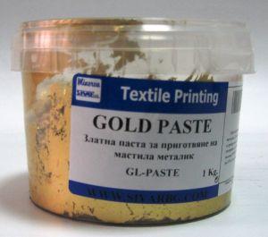 GL-PASTE Златен , пастообразен пигмент